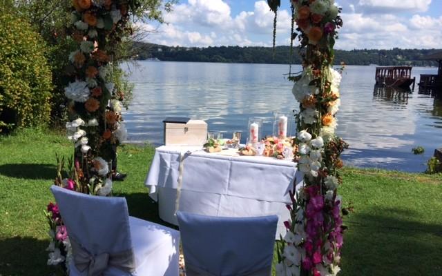 Hochzeit im schloss bayern
