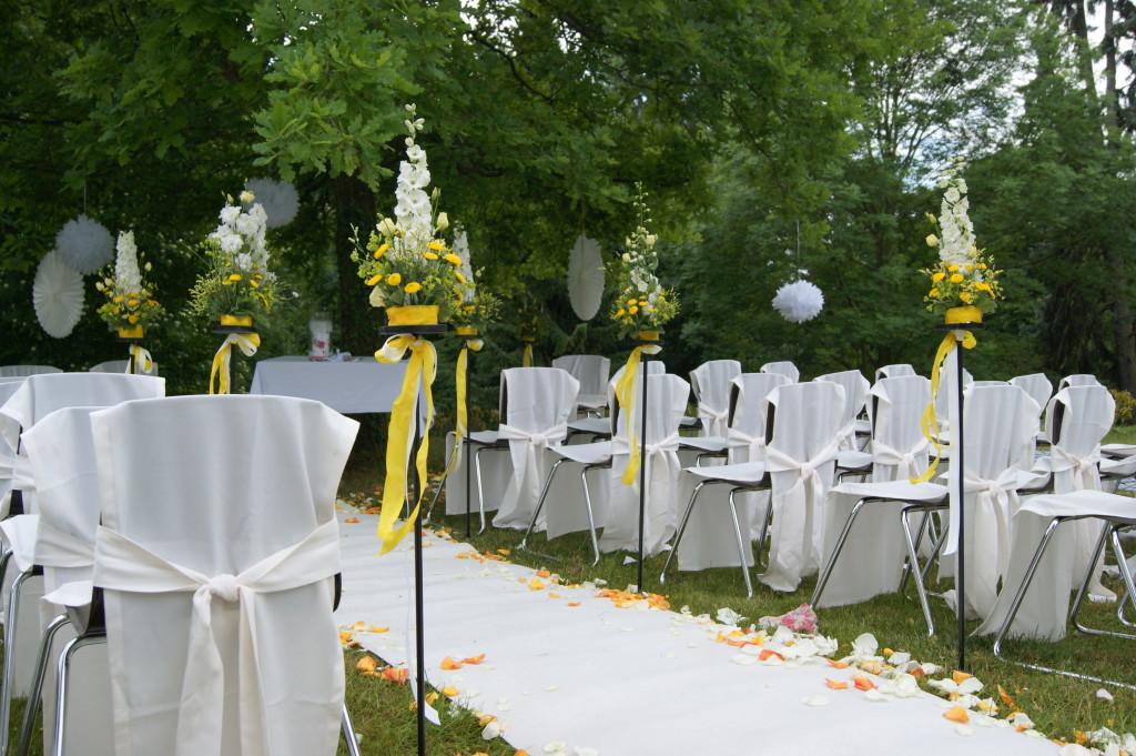 Trauungszeremonie Inklusive Dekoration Zur Trauung Hochzeitsredner
