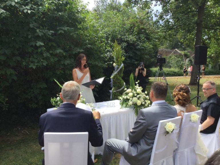 Ausbildung zum Hochzeitsredner